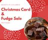 Christmas Card and Fudge Sale