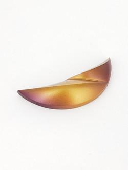 Ahri's Hair accessory - Resin, airbrushing