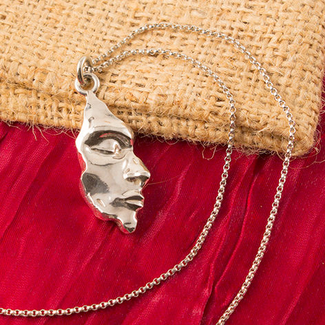Founding Stone Necklace