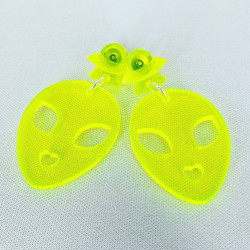 Storm Area 51 Earrings