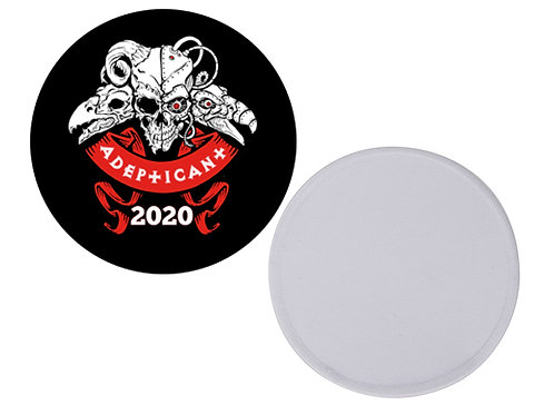 AdeptiCan't 2020 Commemorative Round Patch