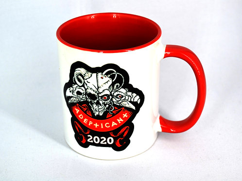 AdeptiCan't 2020 Commemorative Ceramic Mug