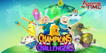 Cartoon Network - Champions & Challengers mobile game