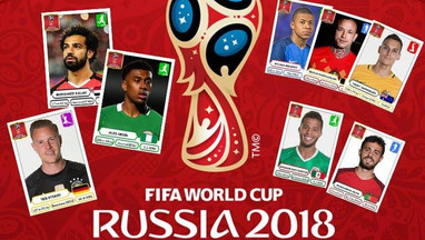 FIFA WC 2018 mobile game