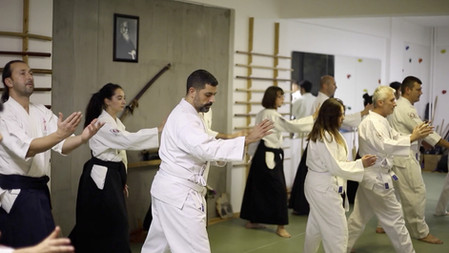 SVR Beden Zihin'de Bir Aikido Dersi