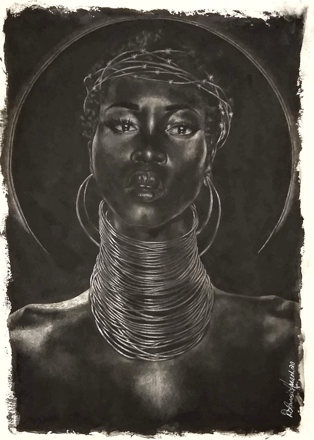 Dared To Be... A Portrait of Her Royal Blackness