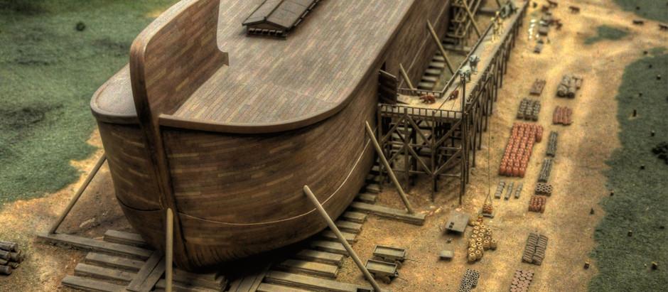 The Stowaway on Noah's Ark