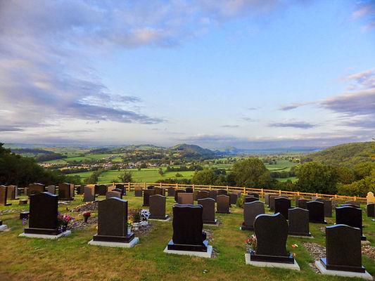 Funeral Graveyard in field.jpg