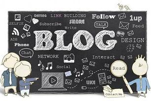 Beryl Media marketing on Blog sites.