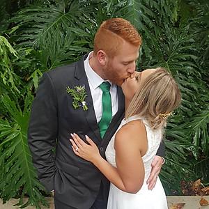 Sarah & Keith - Brisbane Pop Up Wedding
