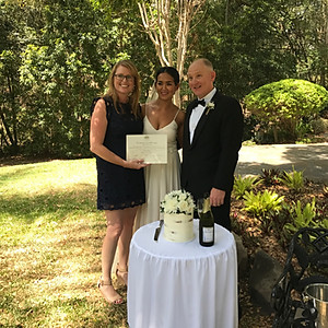 Raynu & Greg - GC Pop Up Wedding