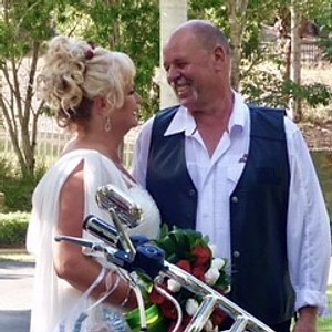 Fern & David  GC Pop Up Wedding