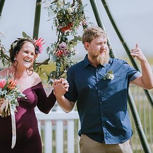 Sandi & Luke (Surprise Wedding)