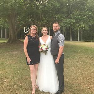 Illona & Aaron - GC Pop Up Wedding