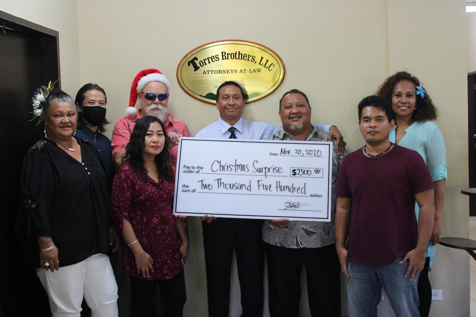 GOLD Sponsor Torres Brothers LLC