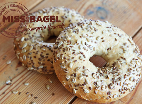Finding your  bagel bread