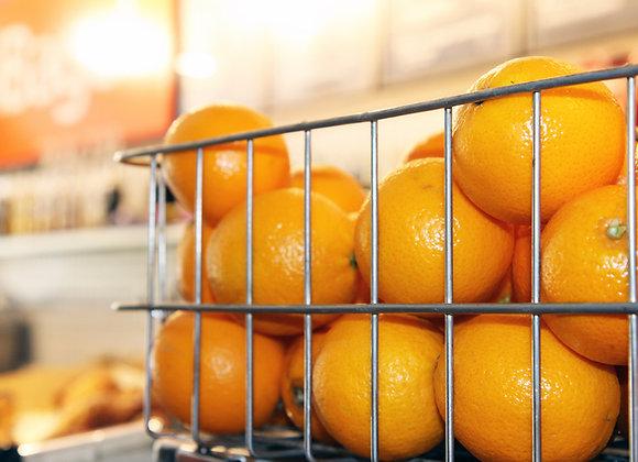 Friskpresset Appelsin Juice