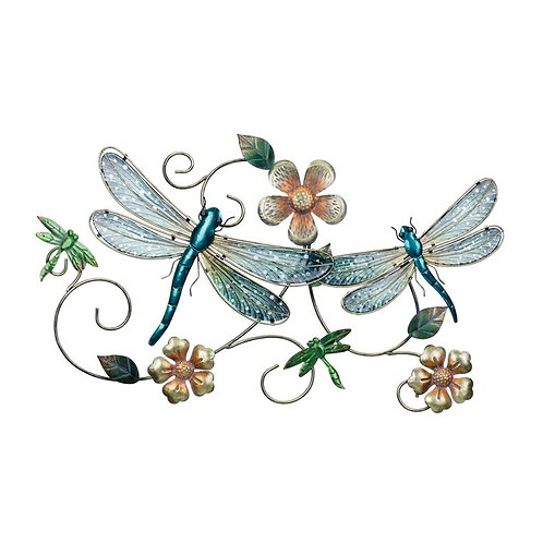 Dragonfly Metal Wall Décor
