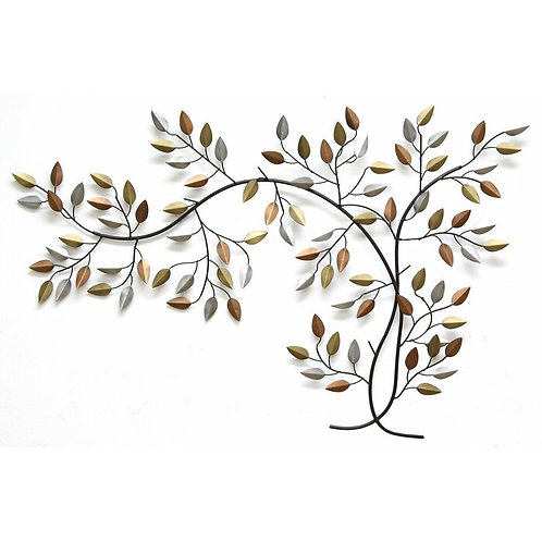 Flowing Tree Branch Wall Décor