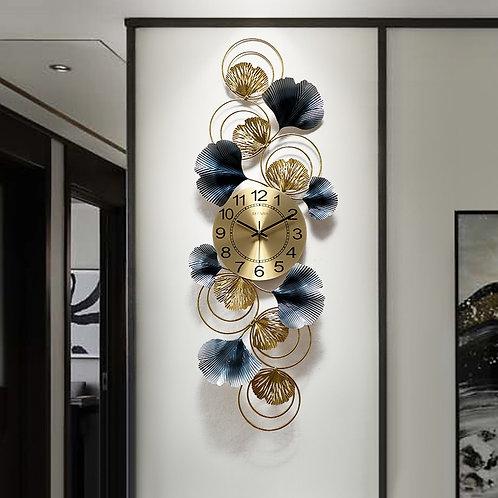 Metal Luxury Wall Decor Clock