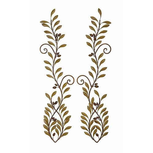 Vine Wall Décor Set (Set of 2)