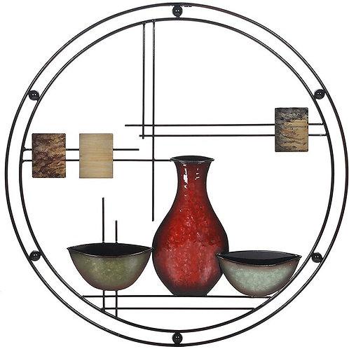 Vases Metal Wall Décor