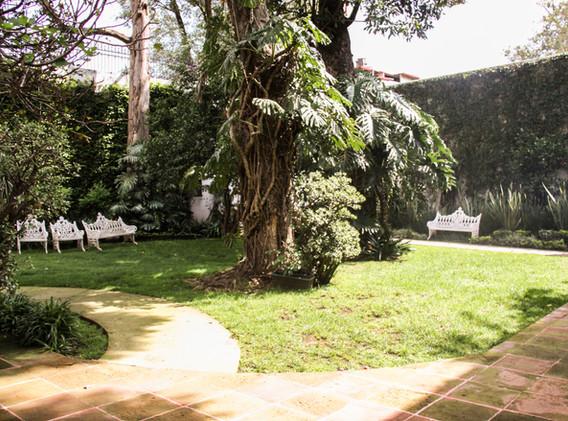 Jardín San Sebas