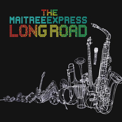 Long Road Album Cover - POST TO INSTA AN