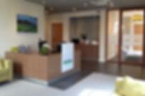 Reception Portwall Dental Surgery Chepstow