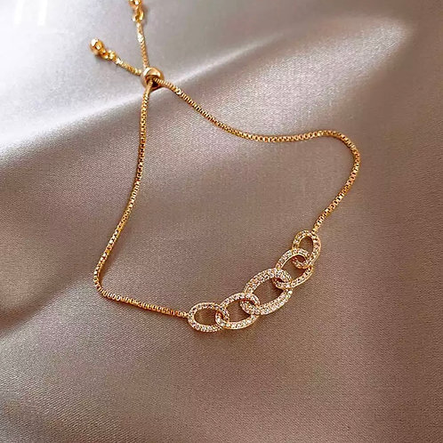 Luna Infinity Bracelet