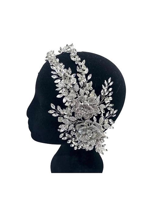 Manaal Luxury Headpiece