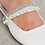 Thumbnail: Love embellished mules in Ivory