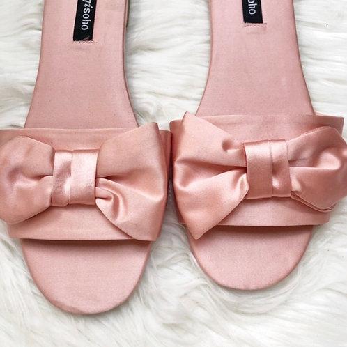 Pink Bowtiful Flats