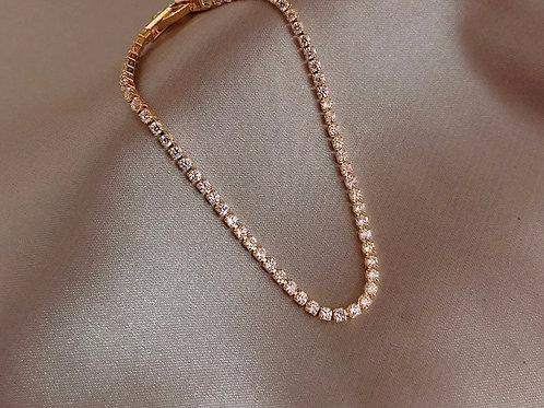 Annisa Gold Bracelet
