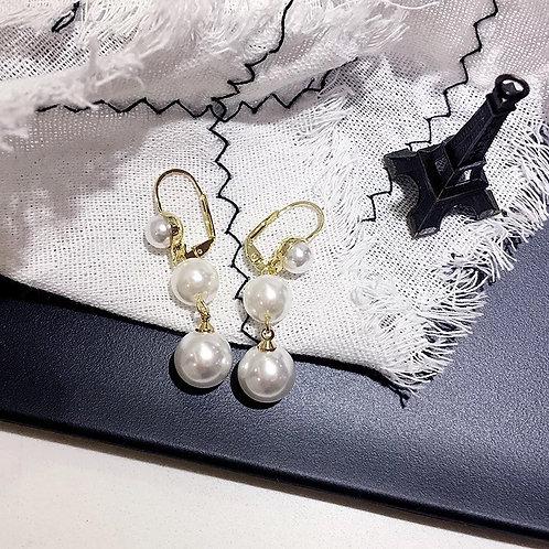 Melissa Pearl Drop Earrings