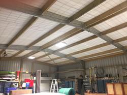 Ceiling up-lighting