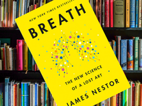 """Breath"" de James Nestor                 The New Science of a Lost Art                  -Resenha -"