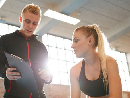 Inside the Head of a Personal trainer: What are they Thinking?