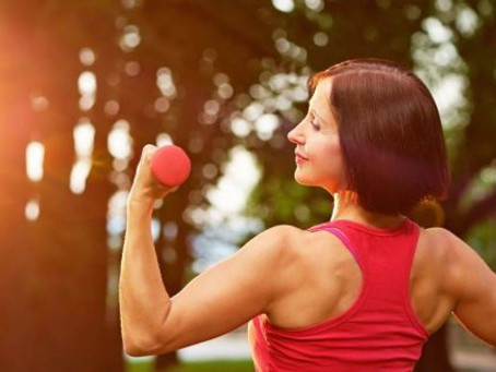 Exercise Guidelines for Over 60s Published