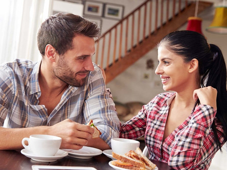 The Key to Happiness? Date a Healthy Eater!