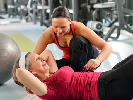 Top Five Things to Look for in a Personal Trainer