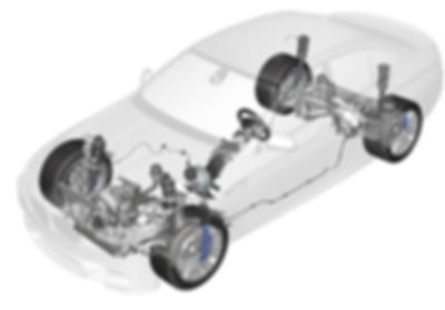 Строение ходовой части авто