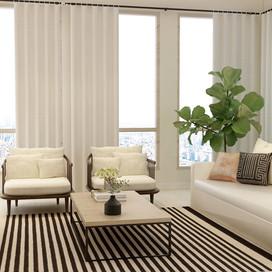 Virtual Living Room Design