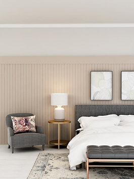 Guesthouse bedroom design