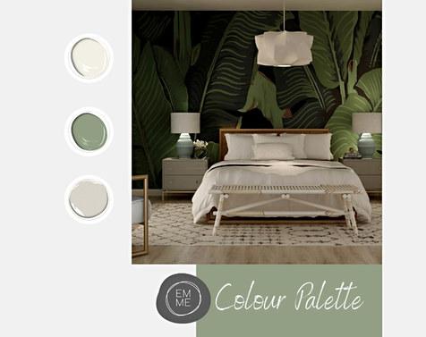 Paint Colour Consultation - Emme Interio