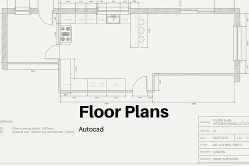 Floor Plans / Elevation Plans