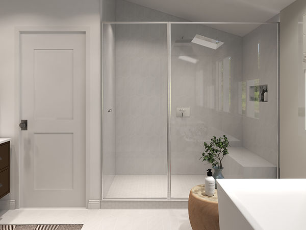 Shower for Master Bathroom