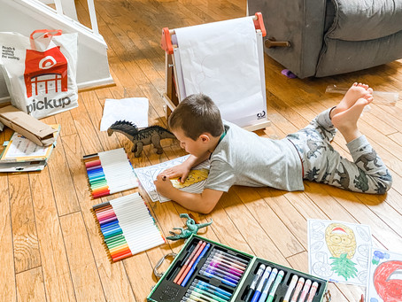 Remembering Social Emotional Learning at Home