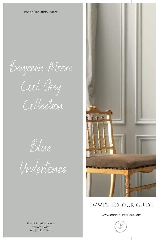 Blue Grey Paint Colour Guide