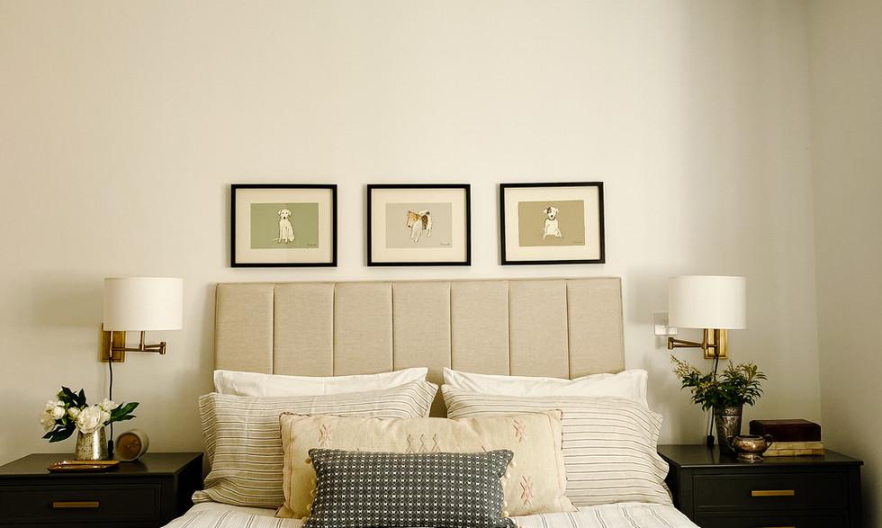 Bedroom Design for Mews House